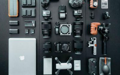 Die besten Kamera-, Objektiv- und Zubehörhüllen