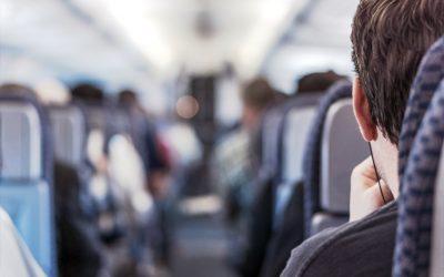 Die besten Sitzplätze im Flugzeug wählen