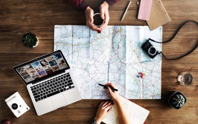Reiseplanung – Planung vs. Spontanität auf Reisen